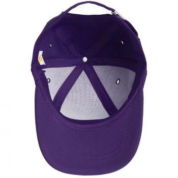 Бейсболка «Bizbolka Capture Kids», детская, фиолетовая, вид внутри