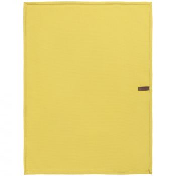 Набор кухонных полотенец «Keep Palms», жёлтые, петля