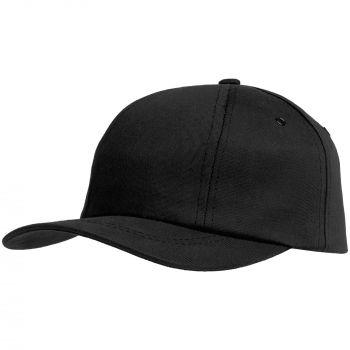 Бейсболка «Bizbolka Capture», чёрный