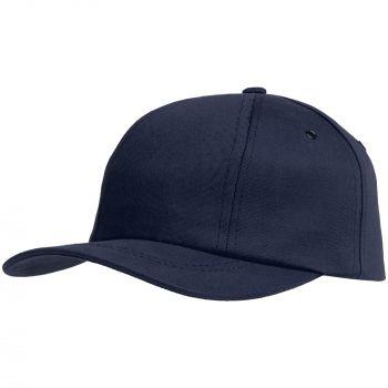 Бейсболка «Bizbolka Capture», тёмно-синяя