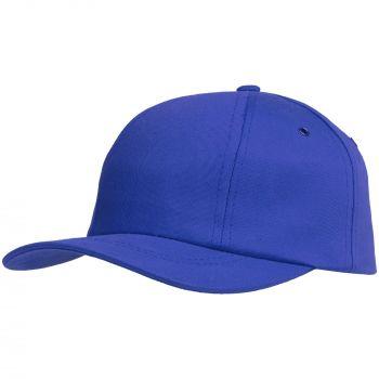Бейсболка «Bizbolka Capture», ярко-синяя