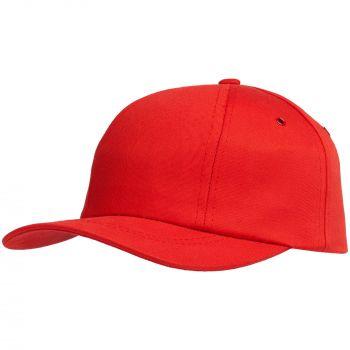 Бейсболка «Bizbolka Capture», красная
