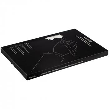 Планшет для рисования светом «LightUp», в упаковке
