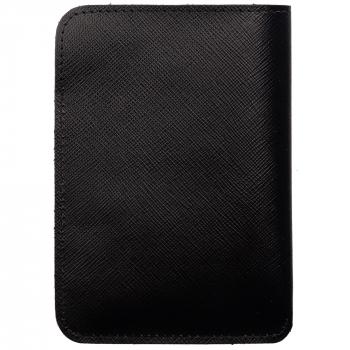 Чехол для паспорта Linen, обратная сторона