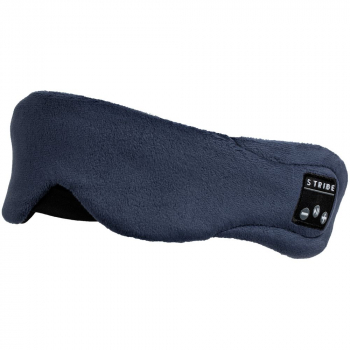 Маска для сна с наушниками Softa 2, синяя