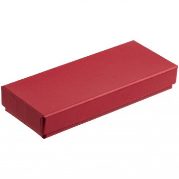 Набор «Stylos», красный, коробка