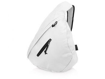 Рюкзак «Brooklyn» на одно плечо, белый