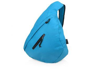 Рюкзак «Brooklyn» на одно плечо, бирюзовый