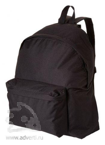 Рюкзак «Urban», однотонный, черный