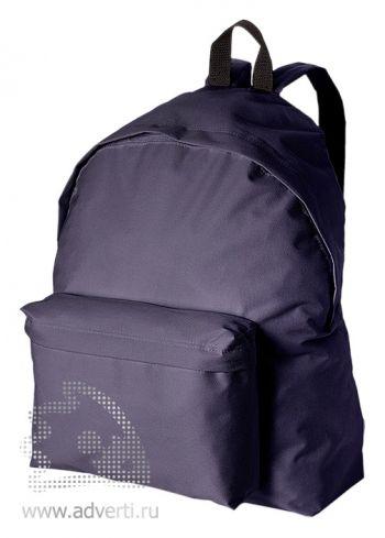 Рюкзак «Urban», однотонный, темно-синий