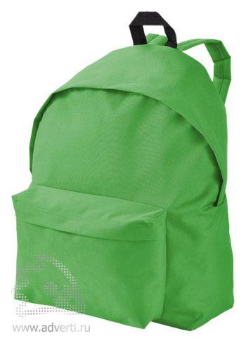 Рюкзак «Urban», однотонный, зеленый