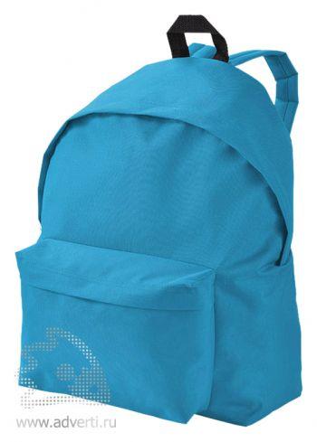 Рюкзак «Urban», однотонный, бирюзовый