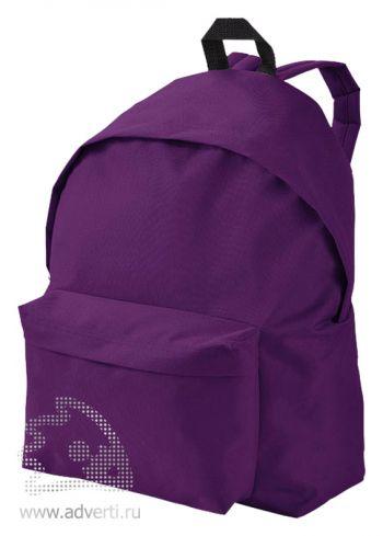 Рюкзак «Urban», однотонный, фиолетовый