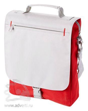 Конференц сумка для документов «Philadelphia», красная