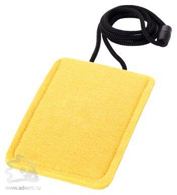 Чехол для телефона «Сатус», желтый