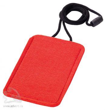 Чехол для телефона «Сатус», красный