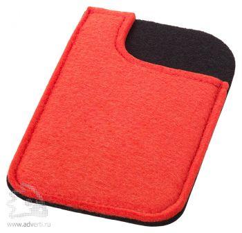 Чехол для телефона «Салми», красный