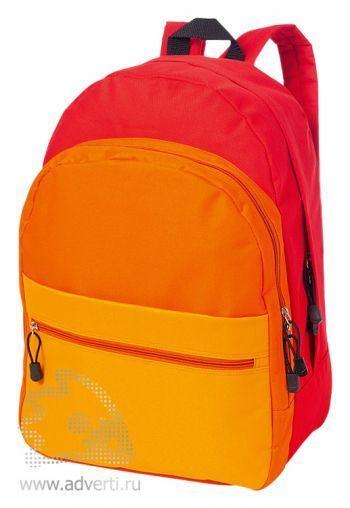 Рюкзак «Trias», красный