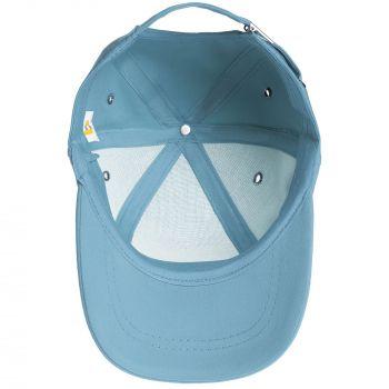 Бейсболка «Bizbolka Capture Kids», детская, голубая, вид внутри