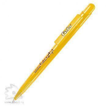 Шариковая ручка «Mir» Lecce Pen, желтая