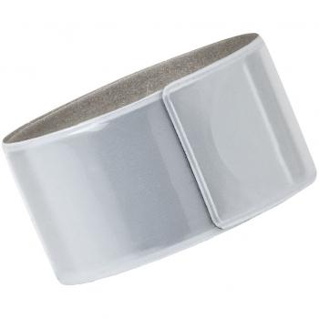 Светоотражающий браслет «Lumi», серебристый