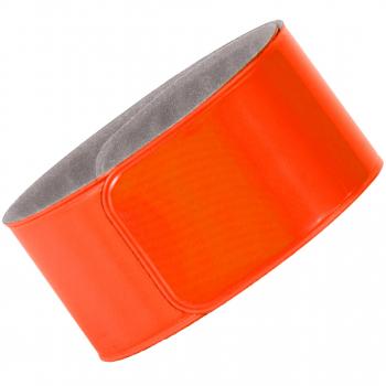 Светоотражающий браслет «Lumi», оранжевый