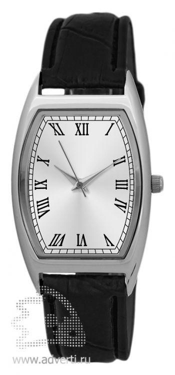 Часы наручные «Division», мужские, серебряный корпус с серебристым циферблатом