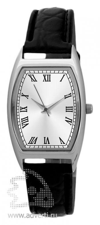 Часы наручные «Division», женские, серебряный корпус и циферблат