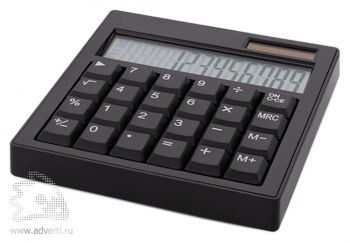 Калькулятор 12-ти разрядный, черный