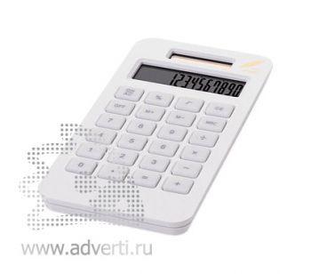 Калькулятор «Summa», белый