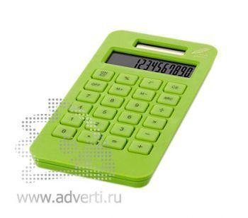 Калькулятор «Summa», светло-зеленый