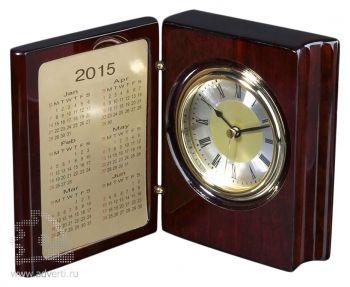 Часы настольные «Книга Времени»