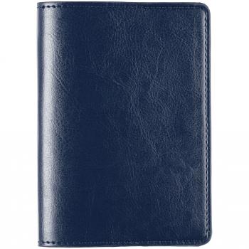 Обложка для паспорта Nebraska, синий