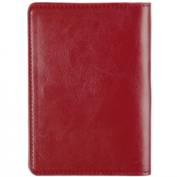 Обложка для паспорта Nebraska, красный