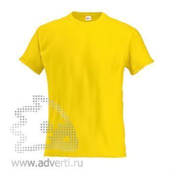 Футболка «Stan Action», мужская, желтая