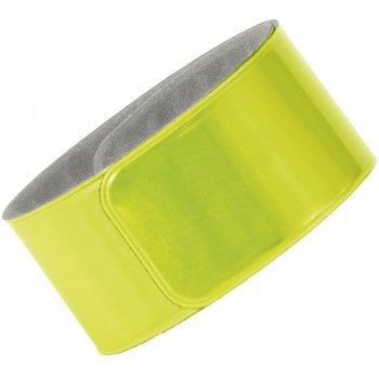 Светоотражающий браслет «Lumi», желтый