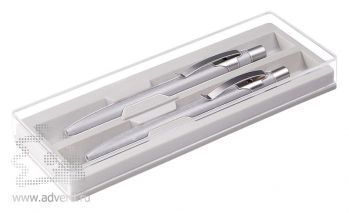 Набор «Alpha Set»: шариковая ручка, механический карандаш