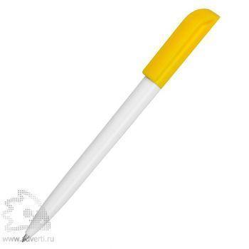 Ручка шариковая «Миллениум Color CLP», желтая