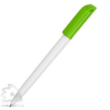 Ручка шариковая «Миллениум Color CLP», зеленая