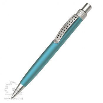 Шариковая ручка «Sumo» BeOne, бирюзово-серебристая