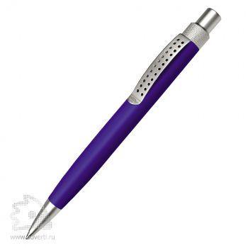 Шариковая ручка «Sumo» BeOne, сине-серебристая