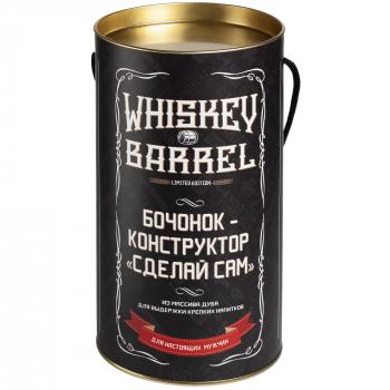 Бочонок-конструктор «Whiskey Barrel», упаковка