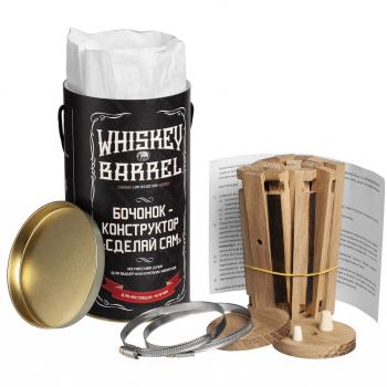 Бочонок-конструктор «Whiskey Barrel», комплектация