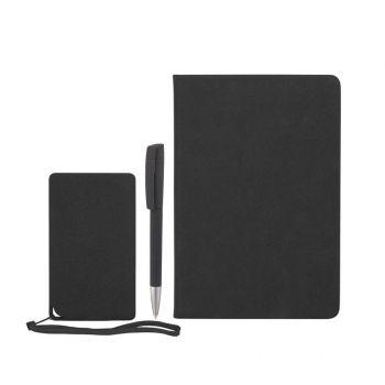 Подарочный набор «Эмилия», черный