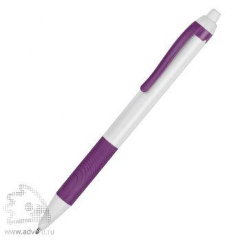 Ручка пластиковая шариковая «Centric», фиолетовая