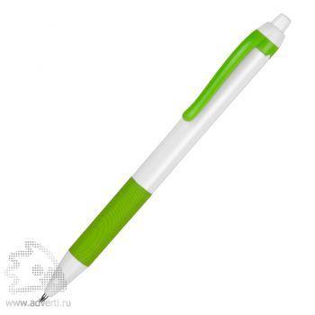 Ручка пластиковая шариковая «Centric», зеленая