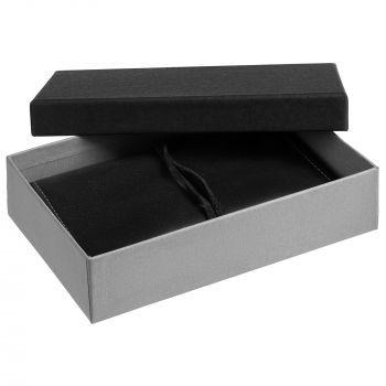 Органайзер для зарядных устройств «Apache», черный, коробка открытая