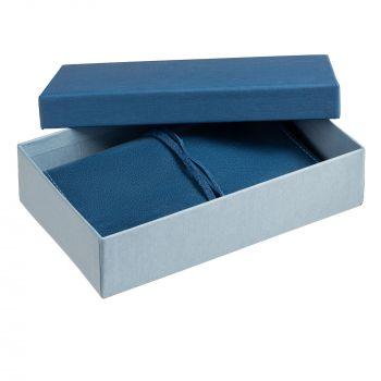 Органайзер для зарядных устройств «Apache», синий, в коробке открытой