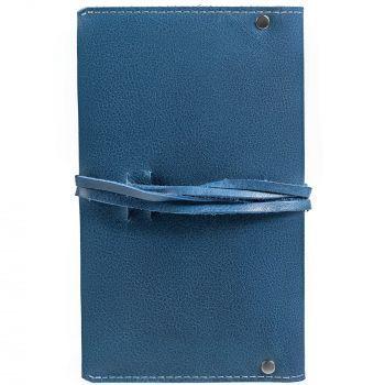 Органайзер для зарядных устройств «Apache», синий, с другой стороны