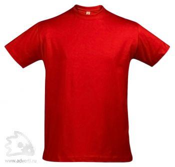Футболка «Imperial 190», мужская, красная